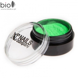 Smoke Effect Powder Neon Green Nails Company - 2,5g