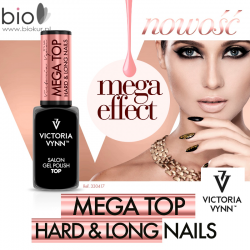 Mega Top Hard & Long Nails Victoria Vynn – 8 ml