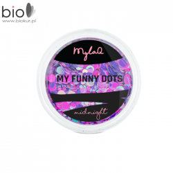 My Funny Dots Midnight MylaQ - 3 g